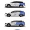 Volumes de coffre Peugeot 508 RXH