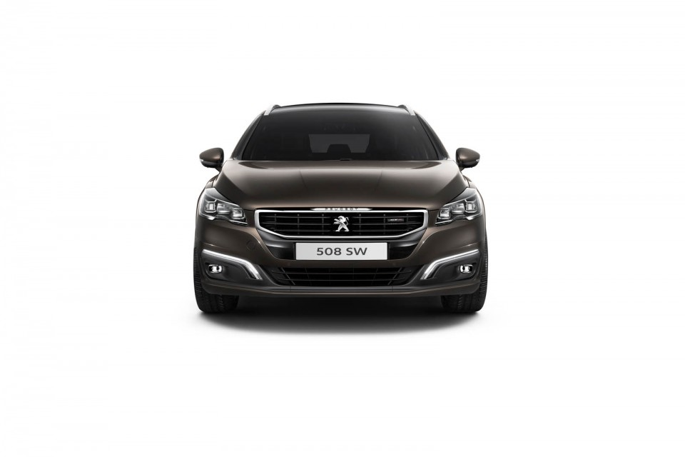 photo officielle face avant peugeot 508 sw restyl e phase 2 photos peugeot f line. Black Bedroom Furniture Sets. Home Design Ideas