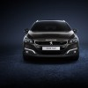 Photo officielle face avant Peugeot 508 SW restylée (phase 2) -