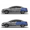 Volumes de coffre Peugeot 508
