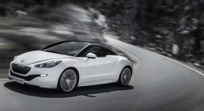 Photos Peugeot RCZ