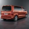 Photo officielle Peugeot Traveller