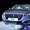 Photos Peugeot 508 restylée