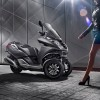 Photo officielle Peugeot Metropolis Titane Brillant - 1-003