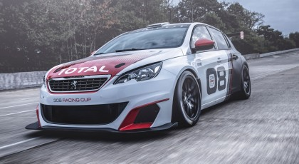 Photos Peugeot 308 Racing Cup