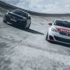 Photo Peugeot 308 GTi  et 308 Racing Cup (2015)